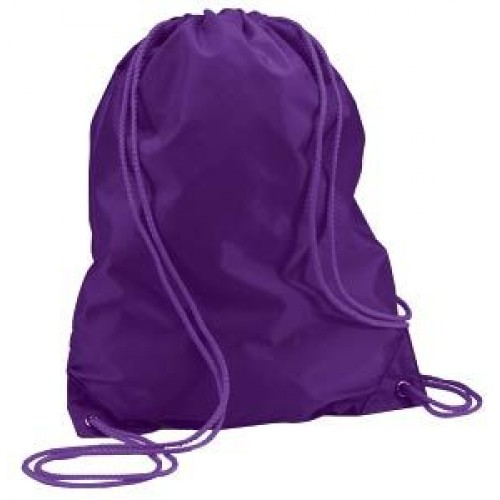 Image result for purple pe bag